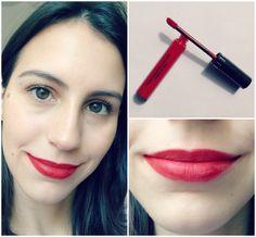 Sephora Cream Lip Stain - 01 Always Red | New in Makeup