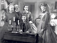 I have seen every version of Little Women and this BY far is my favorite!!! Love Katharine Hepburn!