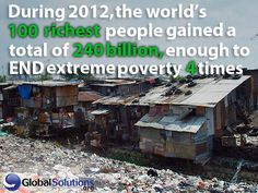 We can end extreme poverty