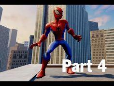 Finger family song Spiderman | Finger family nursery rhymes for children
