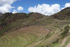 Pisac ruins, Sacred Valley. Terrace, history, inca,..