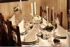 juleinspirasjon christmas table