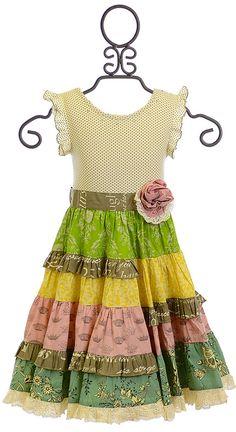 Mustard Pie Spring 2016 Mckenna Dress