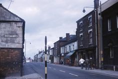 View all the latest pictures in the gallery, Unseen images of Longton: Bert Bentley Collection, on Stoke Sentinel. View north from Locketts Lane. Scheduled for demolition Unseen Images, Stoke On Trent, Local History, Latest Pics, Old Pictures, Pond, The Past, Street View, Gallery