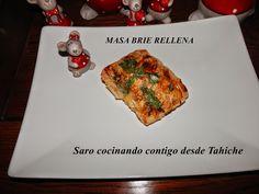 Saro cocinando contigo desde Tahiche: MASA BRIE RELLENA