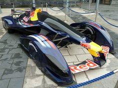Red Bull X1.