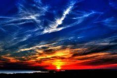 Cocodrie, La sunset by Jay Weaver