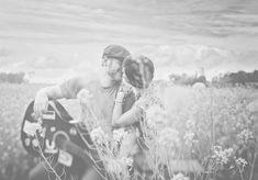 Gorgeous photo shoot that could be an engagement session - Mon Cheri Bridals