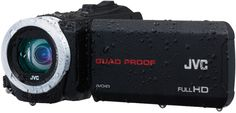 JVC Everio Rugged Weather-Proof Camcorders Announced [CES 2014]