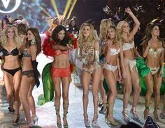 This Drinking Game is going to make the Victoria's Secret Fashion Show even more fun to watch!