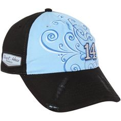 NASCAR Chase Authentics Tony Stewart Ladies Lightning Adjustable Hat - Light Blue/Black by Football Fanatics. $21.95. Chase Authentics Tony Stewart Ladies Lightning Adjustable Hat - Light Blue/BlackAdjustable hook & loop fastener100% CottonDistressed details for a worn lookQuality embroideryDistressed screen print graphicsOfficially licensed Tony Stewart hatUnstructured fitImported100% CottonUnstructured fitQuality embroideryDistressed details for a worn lookD...