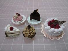 クイリングでケーキ: てるたまごDiary