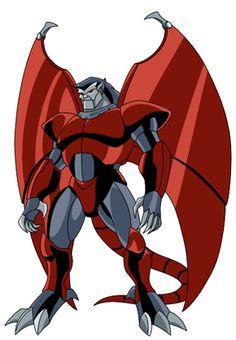 David Xanatos in exoarmor. Bring it, Iron Man