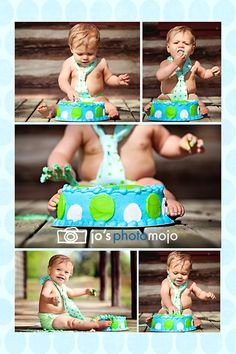 First birthday idea: Smash Cake photo session! He was such a neat cake eater. Happy First birthday! May you always have your very own cake to celebrate! #smash_cake #photo #photography #birthday #first_birthday www.josphotomojo.com