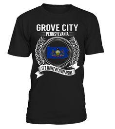 Grove City, Pennsylvania - It's Where My Story Begins #GroveCity