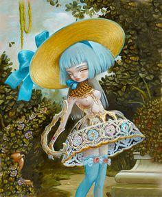 """Fruit Bowl"" KUKULA   Design for Tapestry   66"" x 54""   2016"