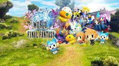 World of Final Fantasy (December 2017)