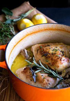Roast Chicken In Milk Community Post: 17 Dutch Oven Dinners To Die For