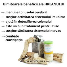 Radacina ROMANEASCA: uimitoarele beneficii ale HREANULUI Health And Wellness, Health Fitness, Healthier You, Metabolism, Healthy, Nature, Plants, Teas, Smoothie