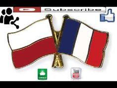 POLSKI - FRANCUSKI. KURS 100 LEKCJI Language Lessons, French Language, Zip Around Wallet, Youtube, Bags, Handbags, French People, French, Youtubers