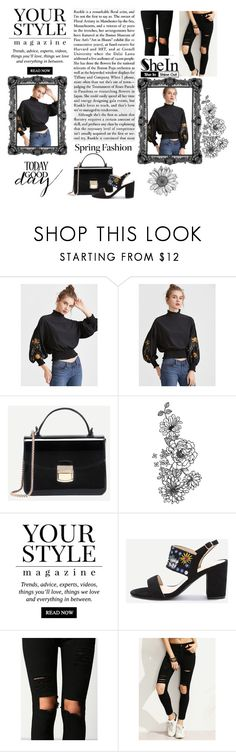 """""""Shein contest"""" by adancetovic on Polyvore featuring Pussycat"""