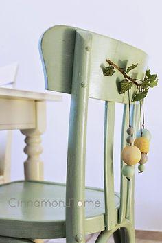 Eine kleine Deko-Idee (Cinnamon Home) mit Bloommingville Ornamente