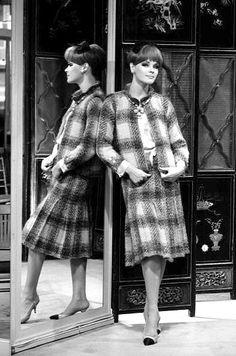 Chanel Tweed Suit, 1965