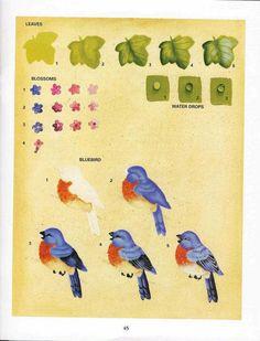 Pintura en tela Nº 2 - Marleni - Álbuns da web do Picasa