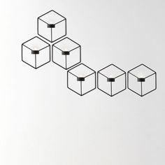 hexagon shaped spiegeltje 39 hexagon 39 zwart s madam stoltz mirror deens spiegels mirror. Black Bedroom Furniture Sets. Home Design Ideas