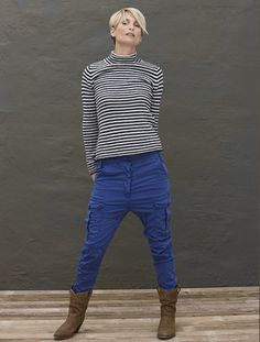 I will always love this trouser shape.