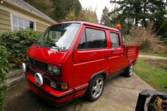 Awesome Volkswagen 2017: 1990 Volkswagen Transporter Tristar STI Doublecab.... Car24 - World Bayers Check more at http://car24.top/2017/2017/04/07/volkswagen-2017-1990-volkswagen-transporter-tristar-sti-doublecab-car24-world-bayers/