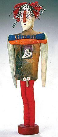 Pamela Hastings Gallery - Healing and Transformative Dolls