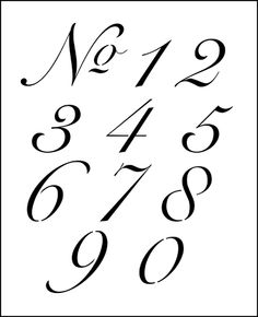 Rise Hall stencils from The Stencil Library. Buy from our range of Rise Hall stencils online. Page 3 of our Rise Hall furniture stencil catalogue. Stencil Font, Alphabet Stencils, Stencils Online, Furniture Stencil, Hall Furniture, Painted Furniture, Typography Fonts, Letters And Numbers, Coloring Pages