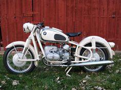 earlesfork.com - 1962 BMW R50S Motorcycle