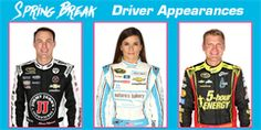 NASCAR Race Mom: Harvick, Patrick And Bowyer To Appear At Budweiser...