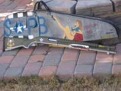 WWII Themed Rem 870