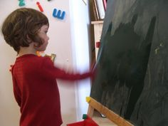 6 Ways to promote continued interest in the easel.