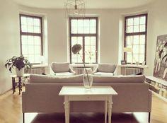 My beloved living room. #valanti #sofa #armchair #finnish #design #Scandinavian #nordic #jugend #lighting #windows #home #ideas
