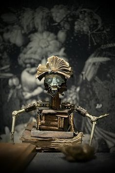 Love their stop animation films...dreamlike, creepy, fantastilcal, beautiful. the cabinet of jan svankmajer - by the brothers quay