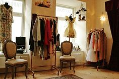 The most vibrant vintage shops in Tallinn