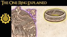 The One Ring Explained. (Lord of the Rings Mythology Part 2)  For the Lord of the Rings fans out there.   Courtesy: CGP Grey