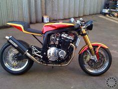 KMP's Barry Sheene Replica Suzuki GSXR1100