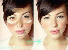 keyko- http://www.keikolynn.com/2012/08/makeup-monday-day-glow-skin.html