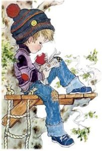 sarah key - Page 4 Sarah Key, Holly Hobbie, Sarah Kay Imagenes, Art And Illustration, Thomas Kinkade, Australian Artists, Vintage Children, Cute Drawings, Cute Art