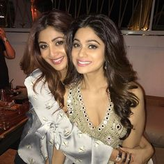 Shilpa Shetty & Shamita Shetty