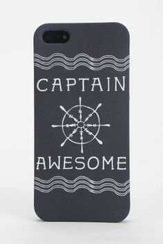 UO Captain Awesome iPhone 5/5s Case #urbanoutfitters