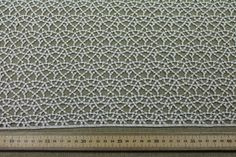 Quality fabric - ivory, guipure, lace, spot, dot, pattern, straight scallop, vintage lace, antique lace,