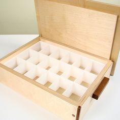 Cold Process Soap Making Holiday Gift List: 18 Bar Divider Mold