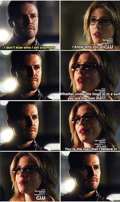 Arrow - Felicity & Oliver #3.19 #Season3 #Olicity <3<3<3