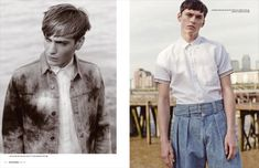 Men's & Young Men's Fashion Style Editorial | SAMUEL JING